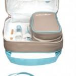 Pratique : tout le nécessaire de toilette pour bébé dans une seule trousse
