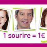 Aidez les enfants hospitalisés : 1 sourire sur facebook = 1 euro pour Sparadrap