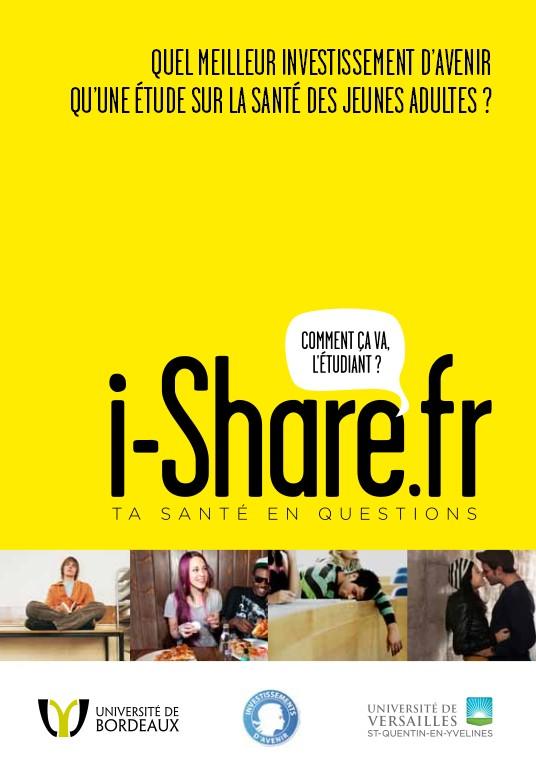 Le projet i-Share va étudier la santé de 30 000 étudiants