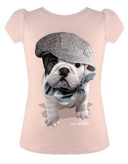 T-shirt Téo Jasmin