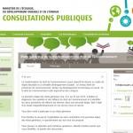 Participez aux Etats généraux de la modernisation du droit de l'environnement