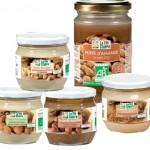 Végétarien : idées recettes de purée d'amandes, noisettes, cajou et sésame
