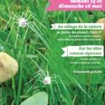 Fête de la Nature : sur les traces des petites bêtes !
