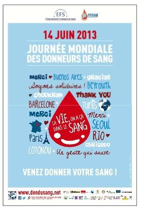 Journée mondiale des donneurs de sang : comment faire un don et où donner ?