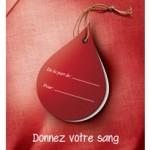 Journée mondiale du donneur de sang le 14 juin 2013