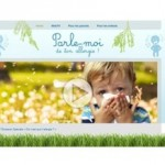 Allergies : un site web pour sensibiliser les enfants et les parents