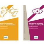 Handicap visuel ou auditif : deux guides pratiques pour rendre l'information accessible à tous
