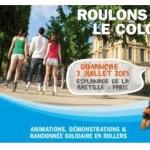 «Roulons pour le côlon !», dimanche 7 juillet à Paris