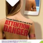 Tatouages éphémères noirs à base de henné : «attention danger !», prévient l'ANSM