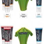 Une crème solaire pour sportif : résiste à l'eau et à la transpiration !