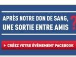 Dong du sang : une nouvelle application Facebook pour penser à donner