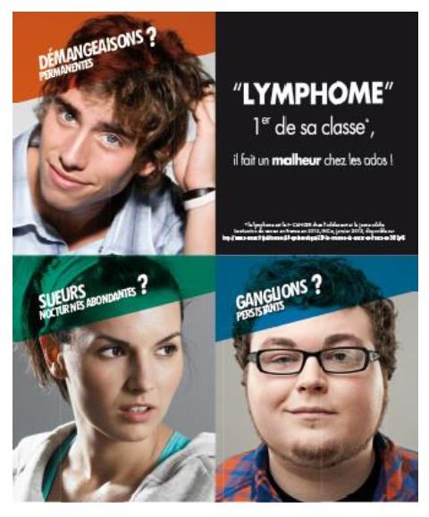 La journée mondiale du Lymphome se déroule le 15 septembre 2013