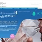 Buvez-vous assez ? Une appli pour faire votre bilan hydratation !
