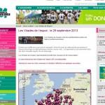 Mucoviscidose : les Virades de l'espoir se déroulent dimanche 29 septembre