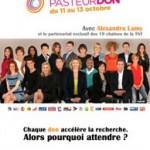 Le Pasteurdon 2013 aura lieu du 11 au 13 octobre