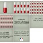 Une campagne d'information sur la vente de médicaments sur internet