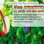 Vin Bio : une garantie contre les pesticides ?