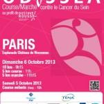 Odysséa-Paris 2013 : 350 000 euros pour la recherche sur le cancer du sein