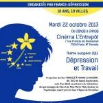10ème Journée Européenne de la Dépression