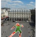 « La peau s'affiche » :  un événement Street art samedi 12 octobre à Paris