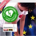 1ère Journée Européenne de sensibilisation à l'arrêt cardiaque, le 16 octobre 2013
