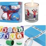 Vos décorations de Noël pour l'UNICEF