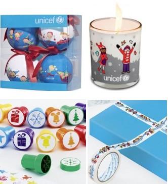 Décoration Noël UNICEF