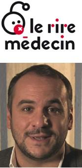 L'appel de François-Xavier Demaison pour Rire Médecin