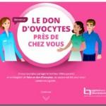 Don d'ovocytes : une nouvelle campagne d'information