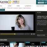 Téléthon 2013 : une web-série qui donne la parole aux familles