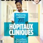 Le classement 2013 des hôpitaux du Nouvel Observateur