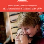 La démence touche 44 millions de personnes dans le monde en 2013