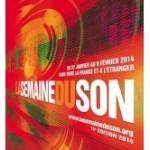La Semaine du Son se déroule du 27 janvier au 9 février dans toute la France