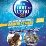 La Nuit de l'Eau 2014