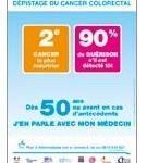 Mars bleu 2014 : le mois du dépistage du cancer colorectal