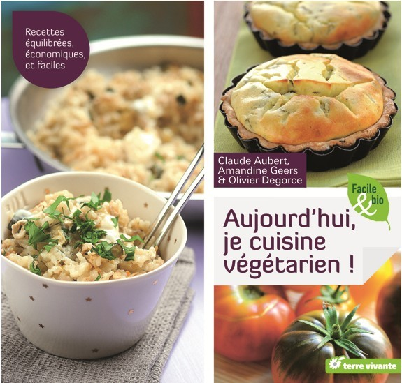 Aujourd 39 hui je cuisine v g tarien 24hsant for Aujourdhui je cuisine