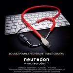 Le Neurodon repart en campagne pour la recherche