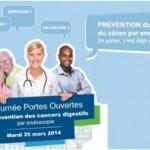 Cancer du côlon: une journée d'Information (gratuite) le mardi 25 mars,