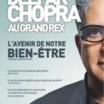 Deepak Chopra viendra parler «bien-être» à Paris