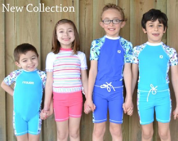 vêtements anti-UV enfants