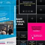 «Avant de mourir, je veux…» : une campagne de Prévention Routière pour les jeunes