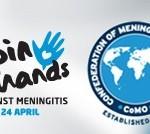 La Journée mondiale contre la méningite se déroule le 24 avril 2014
