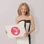 Kylie Minogue s'associe avec eBay au profit de la lutte contre le cancer