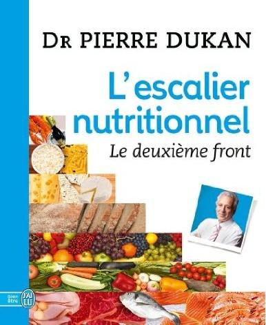 Livre Escalier Nutritionnel Dukan