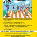 La Journée Mondiale de l'Asthme se déroule le 6 Mai 2014