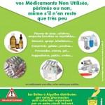 Tri des médicaments : une affiche pour mieux comprendre
