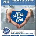 Cancers de la peau : des dépistages gratuits le jeudi 22 mai 2014