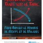 Journée mondiale sans tabac : l'OMS demande aux États d'augmenter les taxes