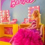 Des vacances sur le thème de Barbie !