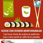 Guide des Sushis Responsables